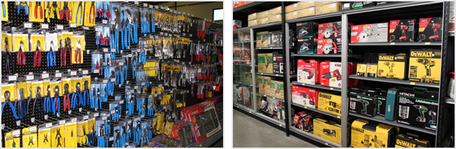 Grove Hardware Tools and Accessories