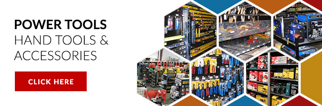 Power Tools - Hand Tools & Accessories